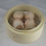 Crystal prawn dumplings (har gau)