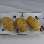 Turnip puff pastry
